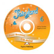 Curs limba engleza Fairyland 6 teste CD - Jenny Dooley, Virginia Evans