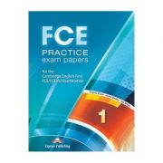 Curs limba engleza FCE practice exam papers 1 student's book revised with digibook - Virginia Evans