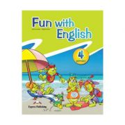 Curs limba Engleza Fun with English 4 Manualul elevului - Jenny Dooley, Virginia Evans