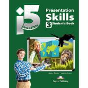 Curs limba engleza Incredible 5 3 Presentation Skills Manualul elevului - Jenny Dooley, Virginia Evans