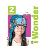 Curs limba engleza IWonder 2 Manualul elevului - Jenny Dooley, Bob Obee
