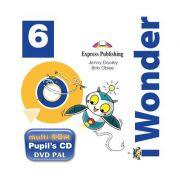 Curs limba engleza iWonder 6 Multi-ROM - Jenny Dooley, Bob Obee