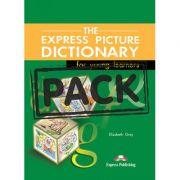 Dictionar ilustrat The Express Picture Dictionary Pachetul elevului - Elizabeth Gray