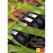 Educatie muzicala. Manual pentru clasa a VIII-a - Mariana Magdalena Comanita, Magda Nicoleta Badau, Mirela Matei