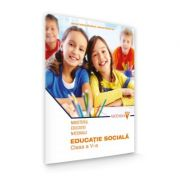 Educatie sociala, manual pentru clasa a V-a. Contine CD cu editia digitala - Codruta S. Missbach