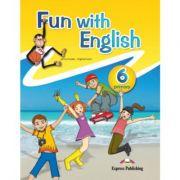 Fun with English 6 Pachetul elevului - Jenny Dooley