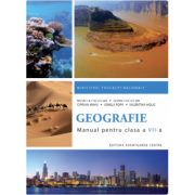 Geografie manual pentru clasa a 7-a - Mihaela Fiscutean, Dorin Fiscutean