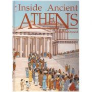 Inside Ancient Athens - Fiona MacDonald