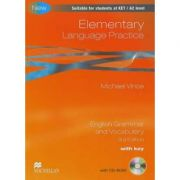 Language Practice Elementary Student's Book - Michael Vince