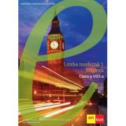 LIMBA ENGLEZA - Clasa a VIII-a. MANUAL Cambridge - Herbert Puchta, Peter Lewis-Jones, Irina Spataru