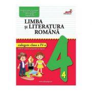 Limba si literatura romana, clasa IV - Valentina Stefan-Caradeanu