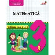 Matematica. Culegere, clasa a III-a - Valentina Stefan Caradeanu