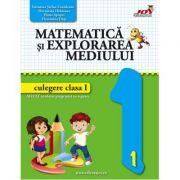 Matematica si explorarea mediului. Culegere pentru clasa 1 - Valentina Stefan-Caradeanu