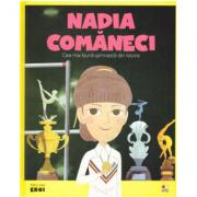 MICII EROI. Nadia Comaneci