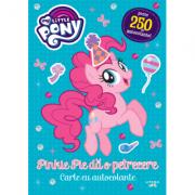 My Little Pony. Pinkie Pie da o petrecere. Carte cu autocolante