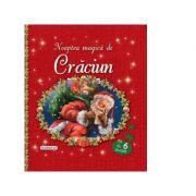 Noaptea magica de Craciun (cu 6 puzzle)