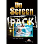 On Screen B1. Workbook and Grammar (with Digibook) - Jenny Dooley