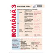 Plansa Romana 3. Limba romana: Sintaxa 1
