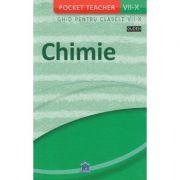 Pocket Teacher. Chimie. Ghid pentru clasele VII-X - Manfred Kuballa, Jens Schorn