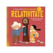 Prima mea carte despre relativitate - Sheddad Kaid-Salah Ferron, Eduard Altarriba