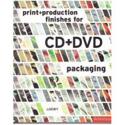 Print + Production Finishes for CD+DVD Packaging - Tony Seddon
