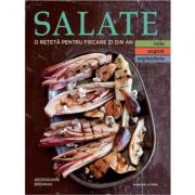 Salate. O reteta pentru fiecare zi din an. Vol. 3 - Georgeanne Brennan