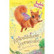 Sophie, veverita (Seria Animalutele fermecate din Padurea Inrourata) - Lily Small