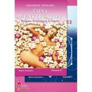 Taina Menstruatiei, 2 volume - Gregorian Bivolaru
