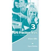 Teste limba engleza CPE Practice Tests 3 Audio set 6 CD - Virginia Evans, Jenny Dooley