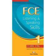 Teste limba engleza FCE Listening and Speaking Skills 1 Audio CD set 10 CD - Virginia Evans, Jenny Dooley, James Milton