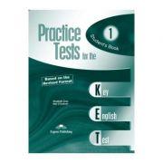 Teste limba engleza Practice tests for KET 1 Manualul elevului - Elizabeth Gray, Neil O'Sullivan