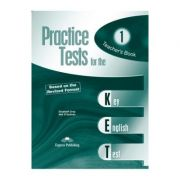 Teste limba engleza Practice tests for KET 1 Manualul profesorului - Elizabeth Gray, Neil O'Sullivan