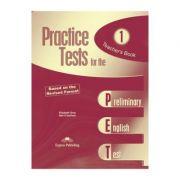Teste limba engleza Practice tests for the PET 1 Manualul profesorului - Elizabeth Gray, Neil O'Sullivan