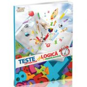 Teste distractive de logica si perspicacitate, clasele I-IV - Livia Zegheru