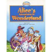 Alice's Adventures in Wonderland. Retold cu cross-platform app - Jenny Dooley