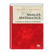 Analiza matematica. Culegere de exercitii si probleme - Costel-Dobre Chites, Radu Miculescu