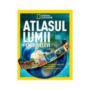 Atlasul lumii pentru eleviI. National Geographic. Editie cartonata