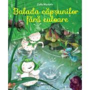Balada capsunilor fara culoare - Zully Mustafa