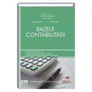 Bazele contabilitatii - Vasile Bleotu, Maria Tilea