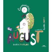 Ceasornicaria lui August - Laura Pamfiloiu