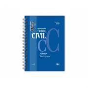 Codul civil Septembrie 2020. Editie spiralata, tiparita pe hartie alba - Dan Lupascu