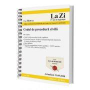 Codul de procedura civila. Actualizat la 21. 09. 2020 - Traian Cornel Briciu