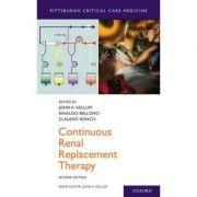 Continuous Renal Replacement Therapy - John A. Kellum, Rinaldo Bellomo, Claudio Ronco