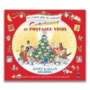 Craciunul cu postasul vesel - Janet Ahlberg, Allan Ahlberg