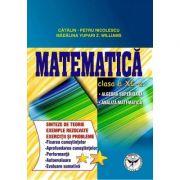 Culegere de exercitii. Matematica, Clasa a XI-a. Sinteze si teorie. Algebra superioara, Analiza matematica - Catalin Petru Nicolescu