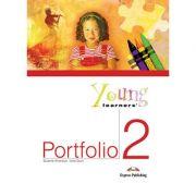 Curs limba engleza Caiet de lucru Young Learners' Portfolio 2 - Suzanne Antonaros