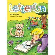 Curs limba Engleza Letterfun Manualul elevului - Elizabeth Gray, Virginia Evans