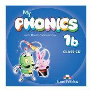 Curs limba engleza My Phonics 1b Audio CD la manual - Jenny Dooley, Virginia Evans