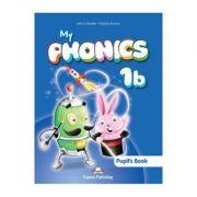 Curs limba engleza My Phonics 1b Manualul elevului - Jenny Dooley, Virginia Evans