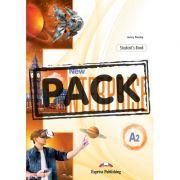 Curs limba engleza New Enterprise A2 Manual cu Digibook App - Jenny Dooley
